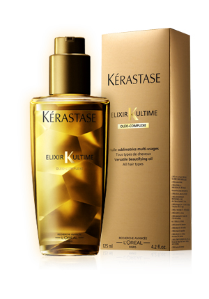 Kerastase Elixir Ultime from www.headtotoeshop.co.uk